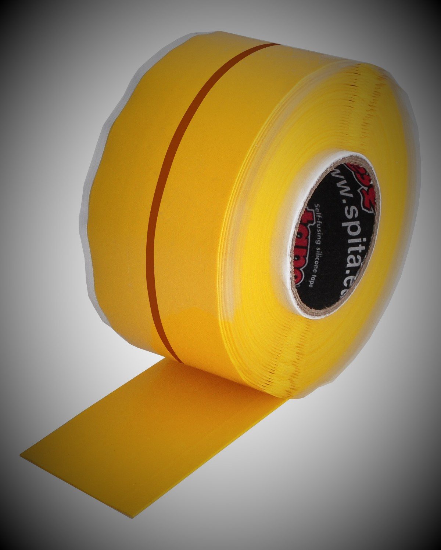 ResQ-tape Professional geel