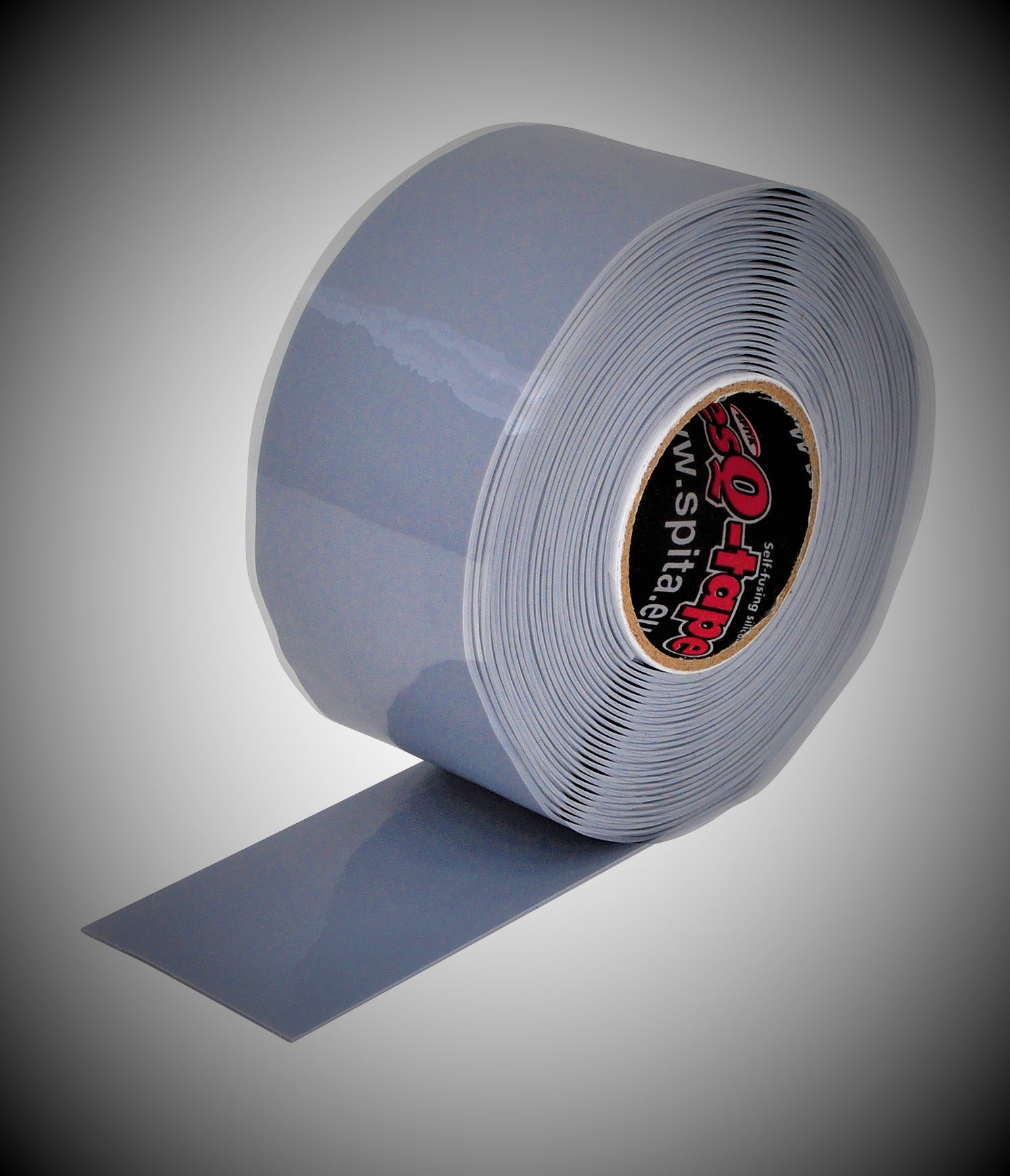 ResQ-tape Electrical grijs