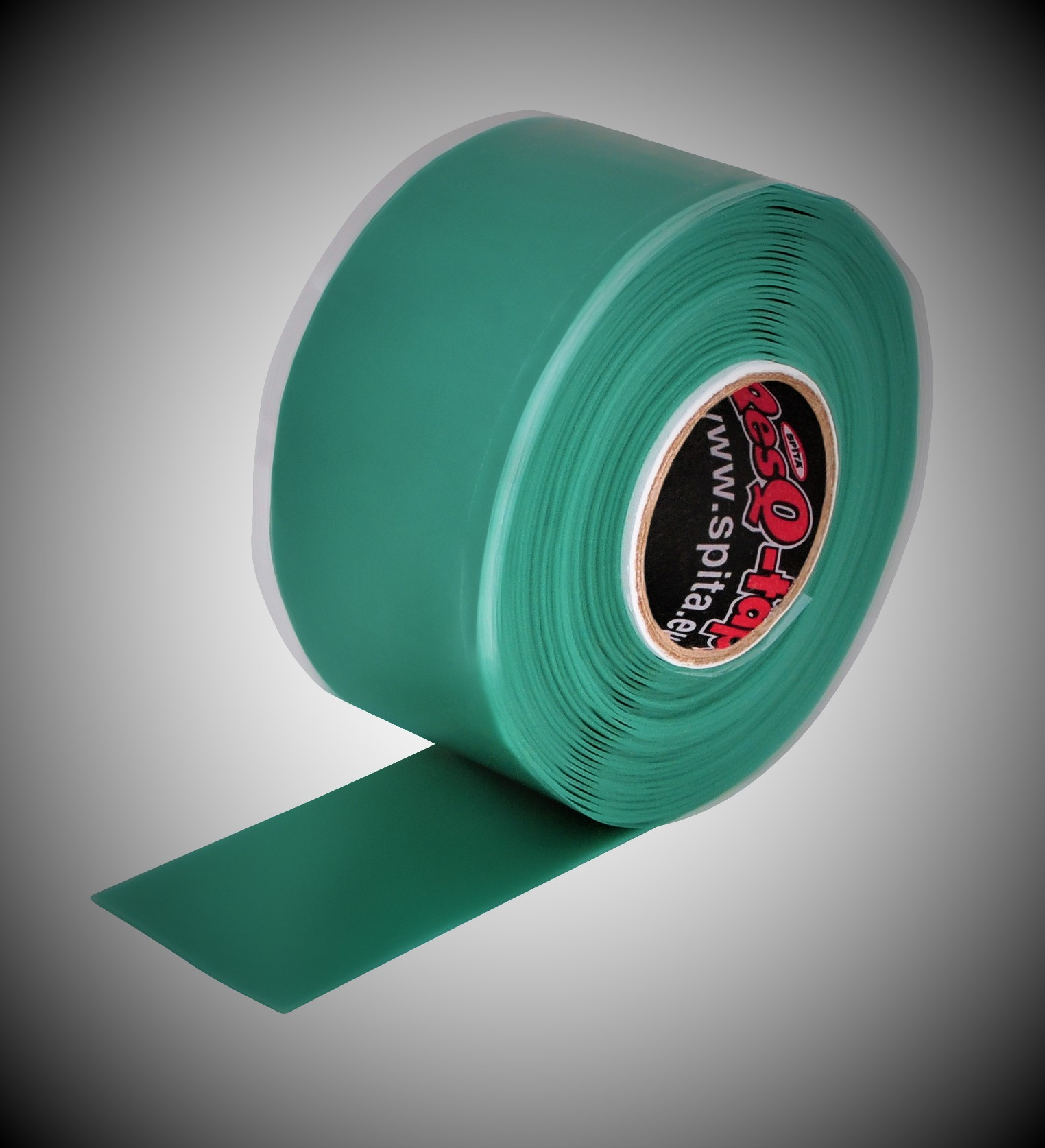 ResQ-tape Electrical groen