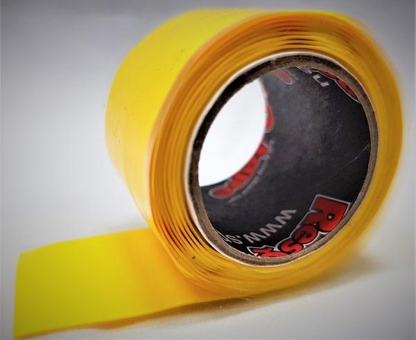 ResQ-tape Quick Repair 25 geel