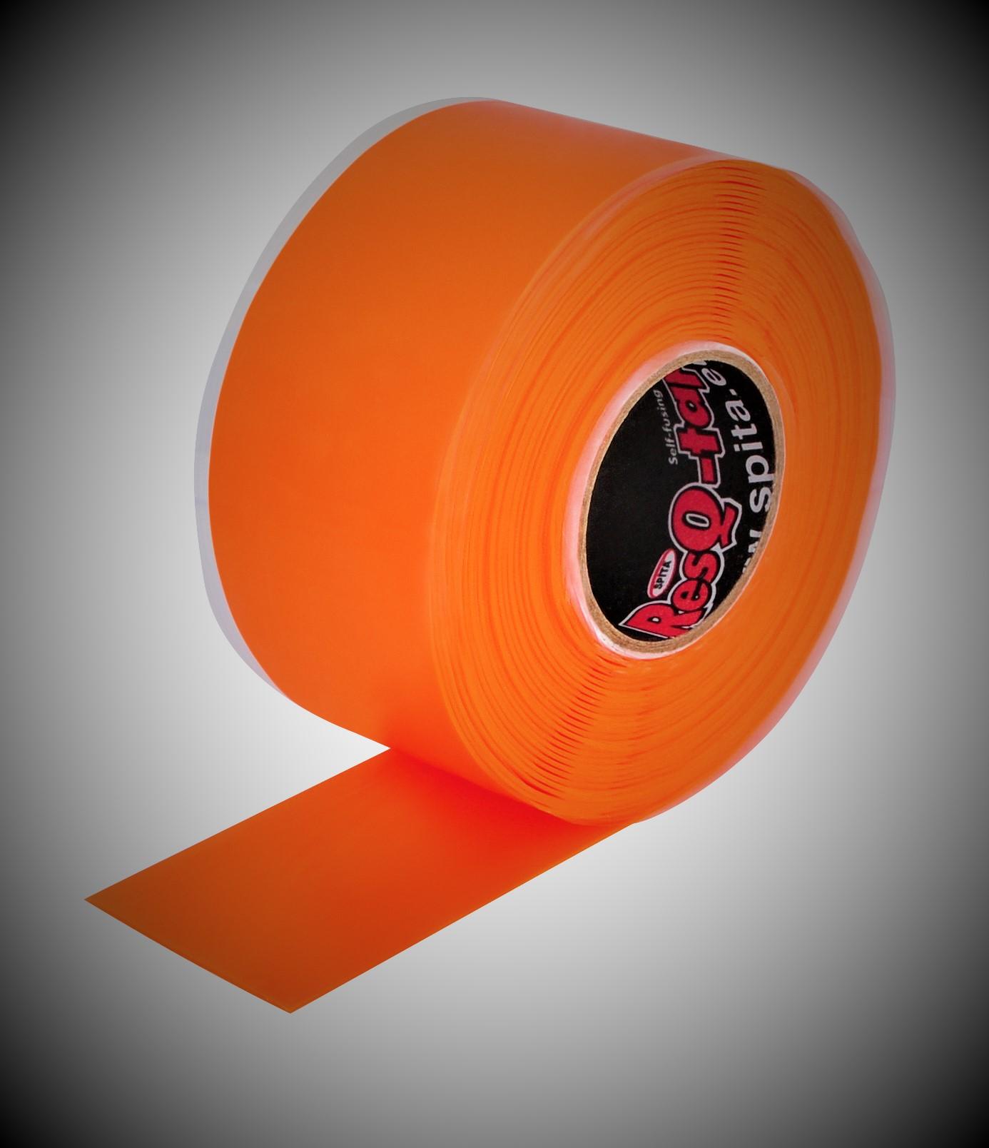 ResQ-tape Classic 25 oranje