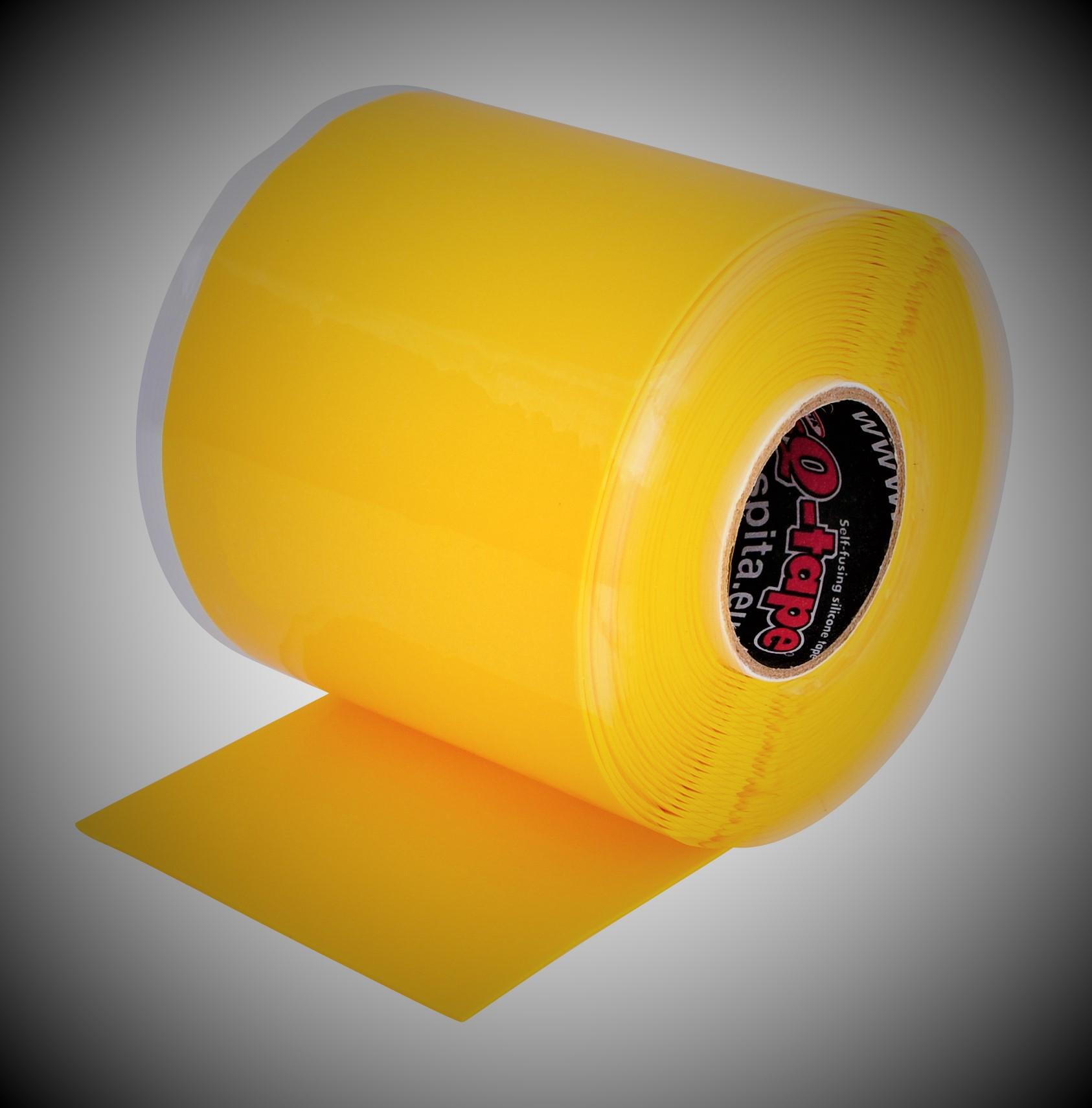 ResQ-tape Classic 50 geel