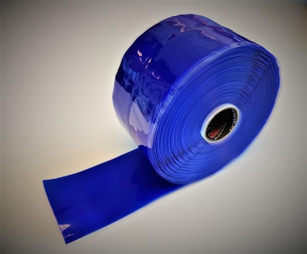 ResQ-tape Industrial 50 blauw