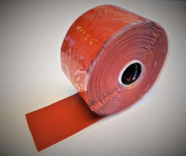 ResQ-tape Industrial 50 bruin