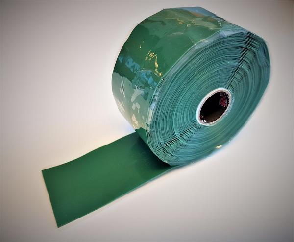 ResQ-tape Industrial 50 groen