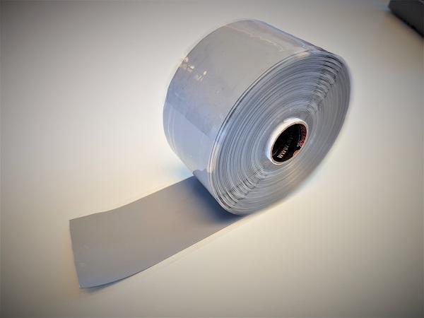 ResQ-tape Industrial 50 grijs