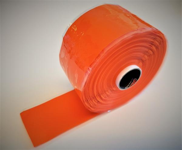 ResQ-tape Industrial 50 oranje