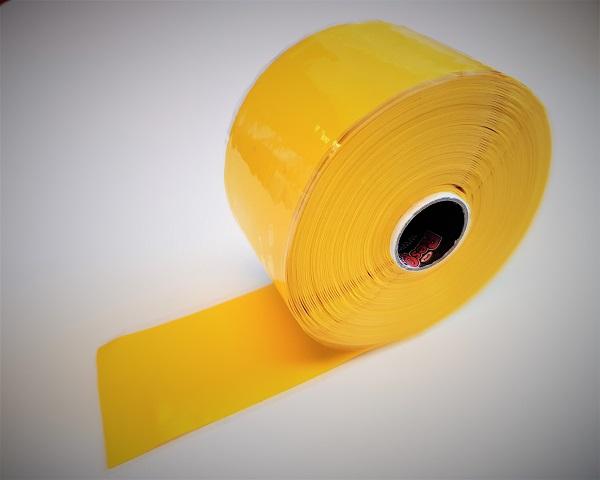 ResQ-tape Industrial 50 geel