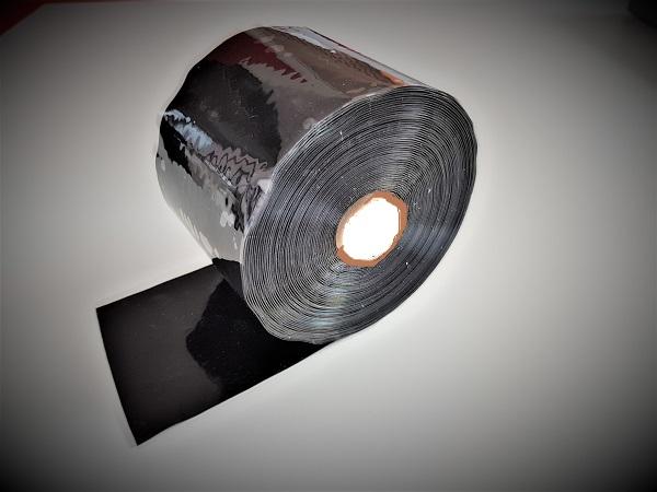 ResQ-tape Industrial 76 zwart