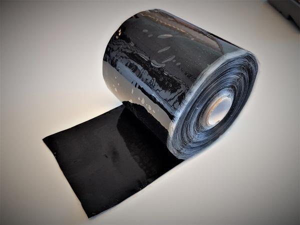 ResQ-tape Industrial 101 zwart