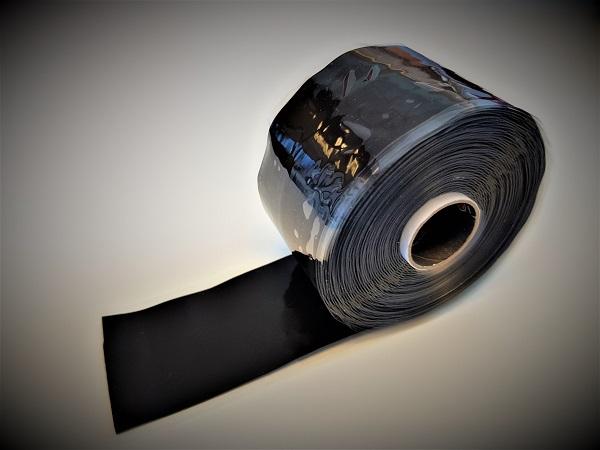 ResQ-tape Heavy Duty 50 zwart