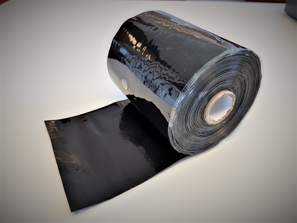 ResQ-tape Heavy Duty 101 zwart
