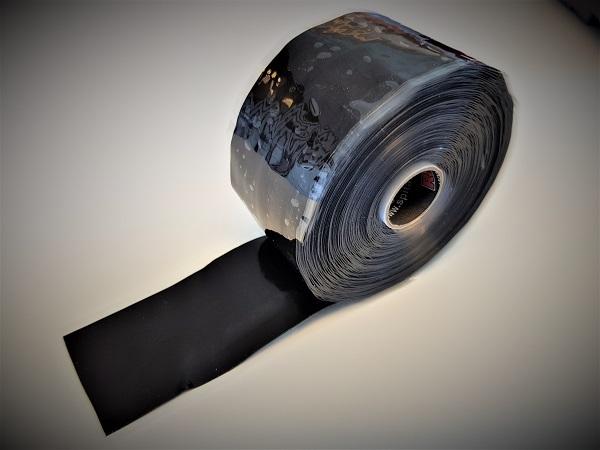 ResQ-tape Industrial 50 zwart