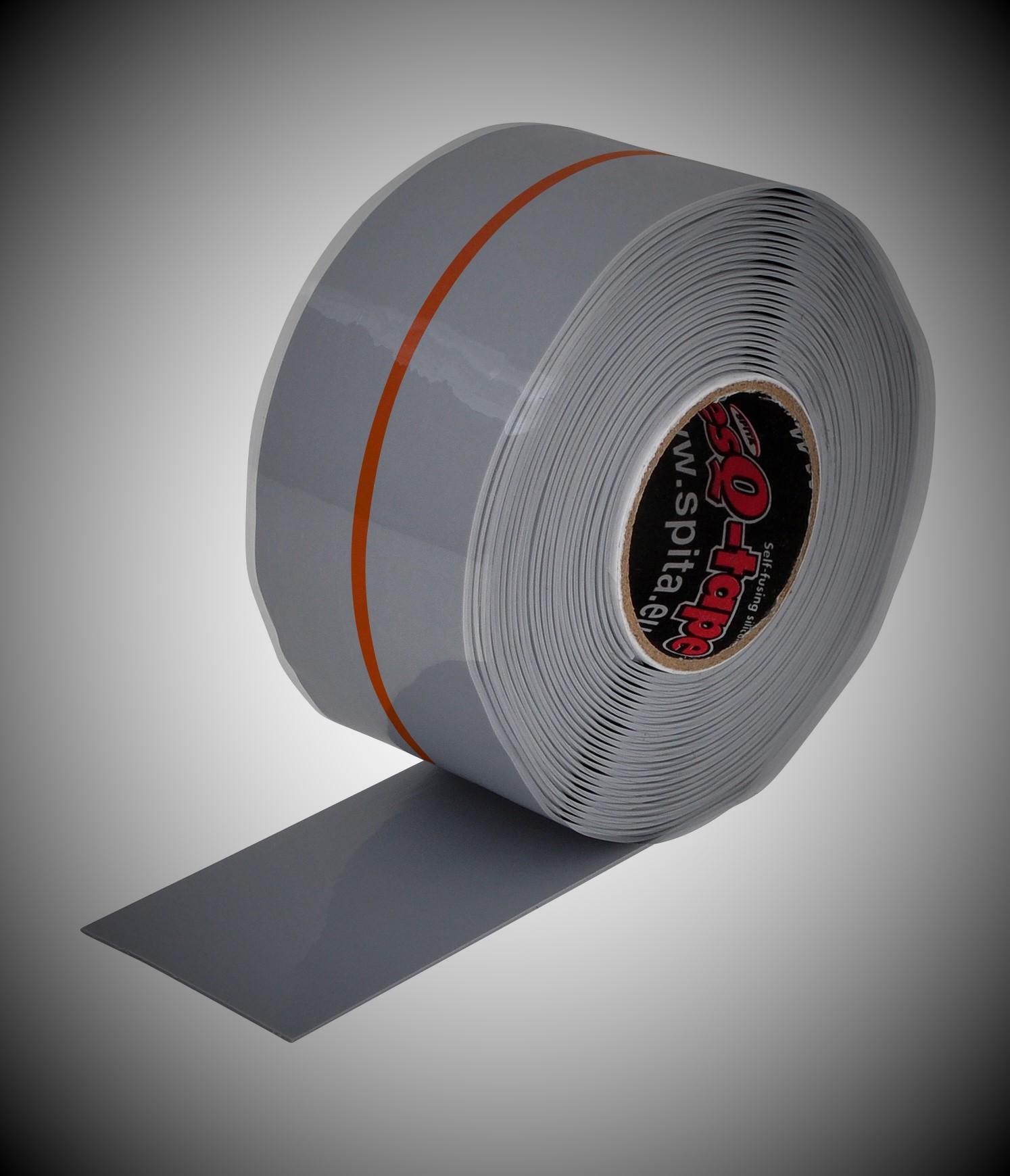 ResQ-tape Professional grijs